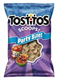Tostitos Tortilla Chips, Party Size Scoops, 14.5 Oz