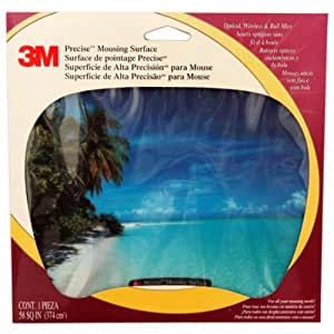 3M Precise(TM) Mousing Surface, Beach Design