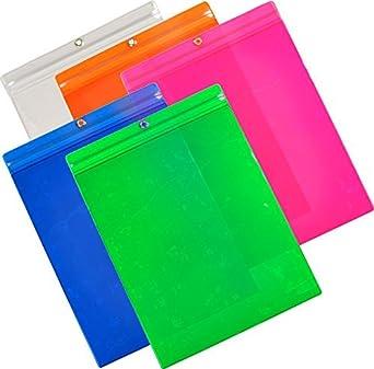 34440 Tienda de viajeros de Variety Pack, 5 colores con Reclosable