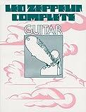 Amazon.co.jpLed Zeppelin Complete: Guitar