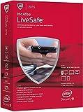 McAfee LiveSafe 2015 | PC Key Card
