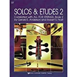 KJOS Solos And Etudes-BOOK 2/VIOLIN