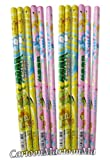 Image of Pokemon Pencil set : pokemon stationery 12 pcs pencils