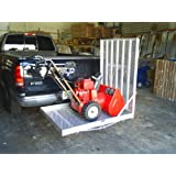 "Cargo Carrier W/ramp 32""W - To Load Snow Blowers, Equipment, Power Wheelchairs, and Scooters. Dimensions: 48"" Long X 32"" Wide"