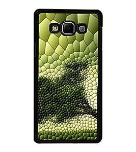 ifasho Designer Phone Back Case Cover Samsung Galaxy A8 (2015) :: Samsung Galaxy A8 Duos (2015) :: Samsung Galaxy A8 A800F A800Y ( Colorful Pattern Design Green )
