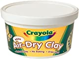 Crayola Air-Dry Clay 2.5lb-White