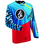 Thor Youth 2013 Phase Volcom Motocross Jersey Volcom Large L