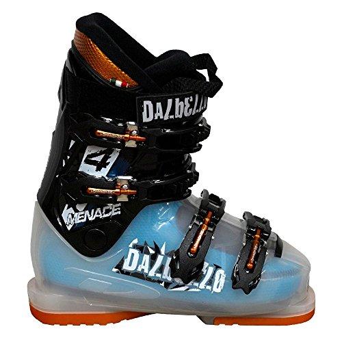Scarponi da sci da bambino Dalbello Menace 42014Youth, transp/black, 22.5