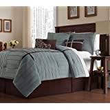 Amazon.com: Blue - Comforter Sets / Comforters & Sets: Bedding & Bath