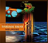 Melrose - The Re-Recordings 20 By Tangerine Dream (2014-02-25)