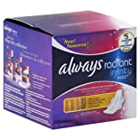 Always Pads, Regular, Flexi-Wings, Light Clean Scent 16 pads