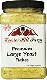 Hoosier Hill Farm Nutritional Yeast Flakes, 1 Lb., 1 Pound