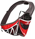 [サロモン] salomon SENSIBELT L32919200 BRIGHT RED/ASPHALT/White (レッド)