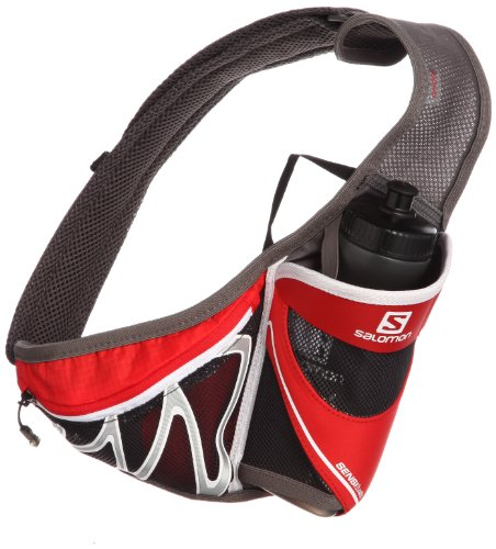 [サロモン] salomon XR SENSIBELT L32919200 BRIGHT RED/ASPHALT/WHITE (レッド)