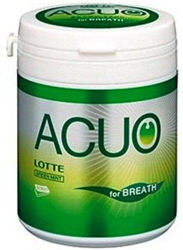 ロッテ ACUO<グリーンミント>ファミリーボトル 140g
