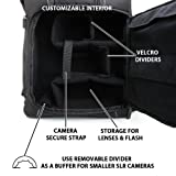 Professional-Gear-Backpack-for-Digital-SLR-Nikon-Cameras-Laptops-and-Accessories-by-USA-Gear-Works-With-Nikon-D7200-D810A-Coolpix-P900-More