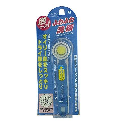 永豊堂 デュボア スポンジ付洗顔ブラシ DCBー84