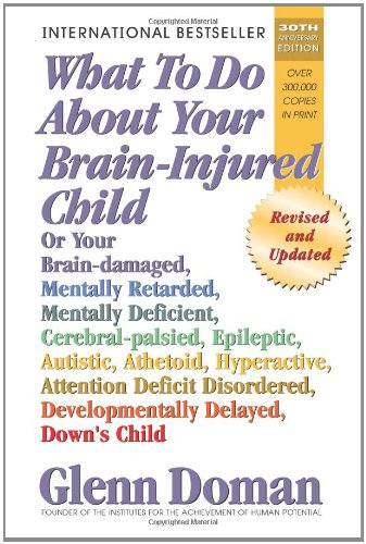What To Do About Your Brain-Injured Child front-955044