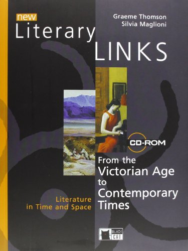 New literary links. Con city link-Literary connections. Con espansione online. Per le Scuole superiori. Con CD Audio e CD-ROM: NEW LINKS 3+CDR+CITY+CON+MULTI