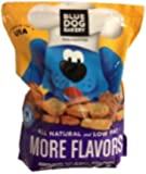 Blue Dog Bakery More Flavors Healthy Treats for Dogs, 72 oz