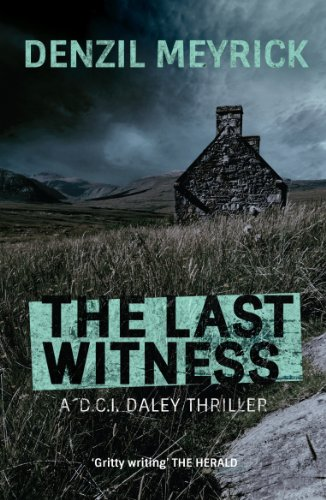 The Last Witness: A D.C.I. Daley Thriller (Jim Daley 2)
