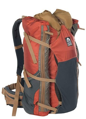 Granite Gear Torso Nimbus Core Pack (Burnt Brick/Moonmist, Short)