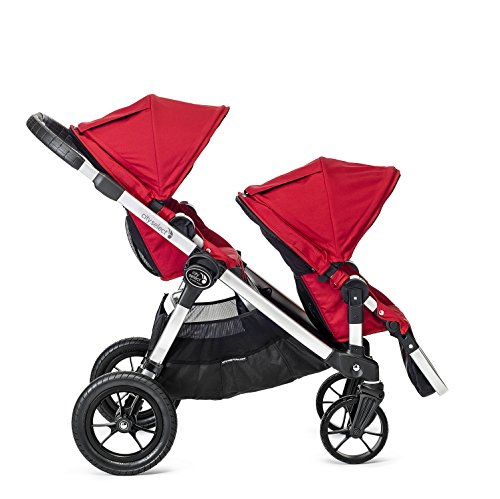 Double Jogging Stroller Baby Jogger City Select Second
