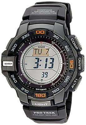 "Casio Men's PRG-270-1 ""Protrek"" Triple Sensor Multi-Function Digital Sport Watch by Casio"