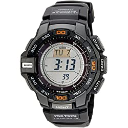 "Casio Men's PRG-270-1 ""Protrek"" Triple Sensor Multi-Function Digital Sport Watch"