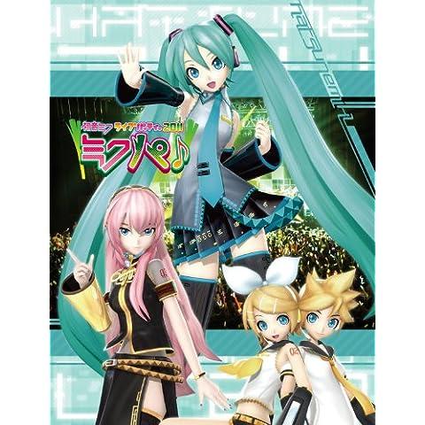 初音ミク ライブパーティー2011 (ミクパ♪) DVD 限定盤