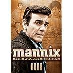 Mannix: The Fourth Season DVD
