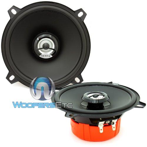 """Hertz Dcx 130.3 (Dcx130.3) 5-1/4"""" 2-Way Coaxial Speakers"""
