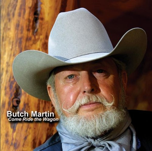 Come Ride the Wagon butch martin Country Roads