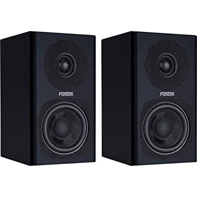 Fostex 3-Inch 2-Way Powered Digital Speaker System, Set of 2 by Fostex USA