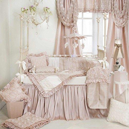 Paris Baby Bedding 9051 front