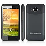 Android 4.0 MTK6577 Dual Core 1.0GHz 512MB/4GB 4.3-inch Capacitive Screen 3G Smartphone with WiFi GPS HDMIby buysku