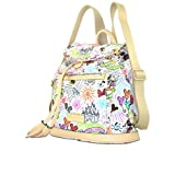 Disney Park Authentic Backpack by Dooney & Bourke Limited Edition Sketch Collection