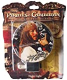 Disney Pirates of the Caribbean Jack Sparrow Night Light