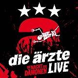 Live - Die Nacht der Dämonen (3 CDs)