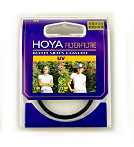 HOYA 46mm UV Filter for Camera Use