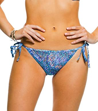 Kiniki Como Tan Through Micro Bikini Tanga at Amazon Women's