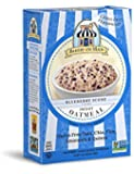 Bakery On Main Gluten Free Instant Oatmeal, Blueberry Scone, 50g, 6 Count