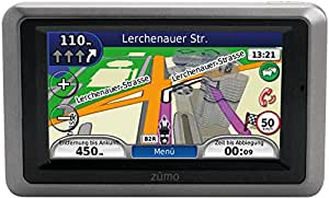 "Garmin zumo 660LM 4.3"" Motorbike Sat Nav with UK and Full Europe Maps, Free Lifetime Map Updates and Bluetooth"