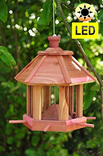 vogelhauschen-vogelhaus-mit-led-beleuchtung-licht-als-zubehorfutterhaus-garten-mit-6-x-futterdosiere
