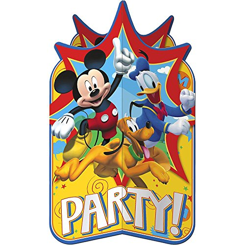 Unique Industries BB68680 Mickey Mouse 3D Table Centerpiece -Each