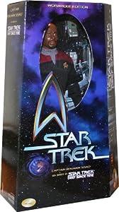 "12"" Captain Benjamin Sisko Star Trek Deep Space Nine * Wormhole Edition * Action Figure"