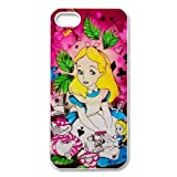 Alice in Wonderland iPhone 5 Case Colorful iPhone 5 Case