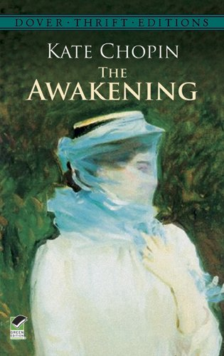 thesis the awakening kate chopin