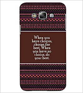 PrintDhaba Quote D-4173 Back Case Cover for SAMSUNG GALAXY GRAND MAX (Multi-Coloured)