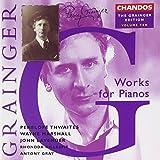 The Grainger Edition Vol. 10 (Werke für Klaviere)